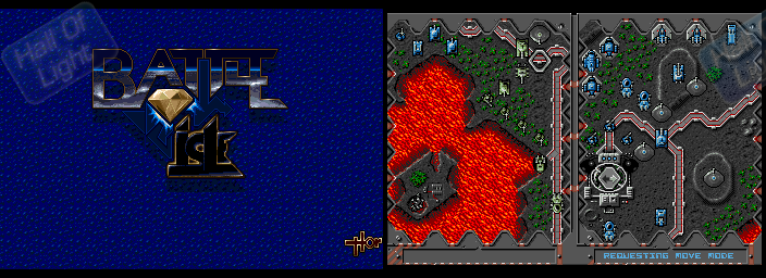 Battle Isle '93: The Moon of Chromos - Double Barrel Screenshot