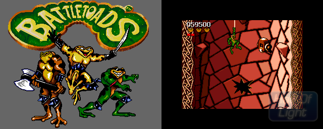 Battletoads - Double Barrel Screenshot