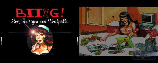 Biing!: Sex, Intrigen Und Skalpelle - Double Barrel Screenshot