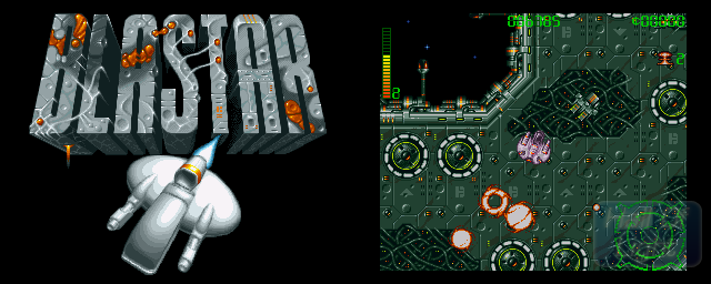 Blastar - Double Barrel Screenshot