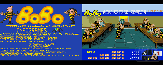 Bobo - Double Barrel Screenshot