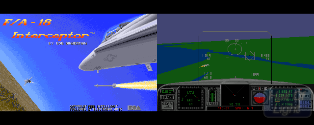 F/A-18 Interceptor - Double Barrel Screenshot