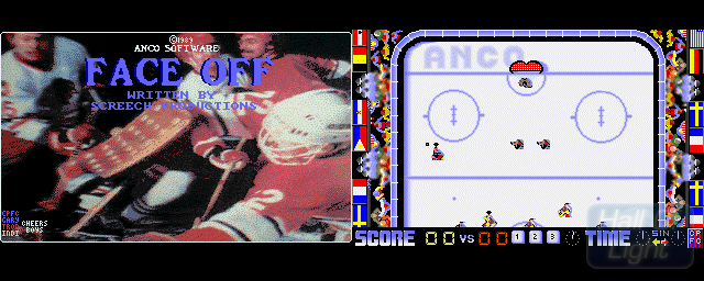 Face Off (Anco) - Double Barrel Screenshot