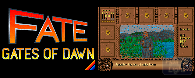 Fate: Gates Of Dawn - Double Barrel Screenshot