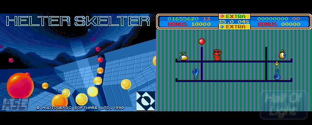 Helter Skelter - Double Barrel Screenshot