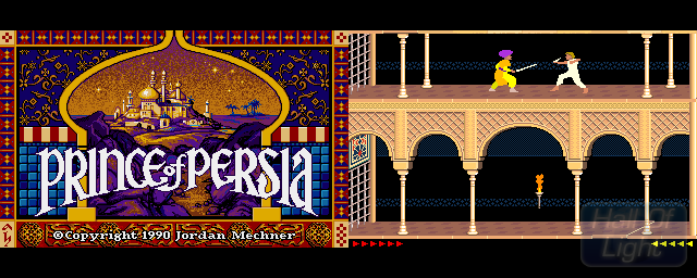 Prince Of Persia - Double Barrel Screenshot