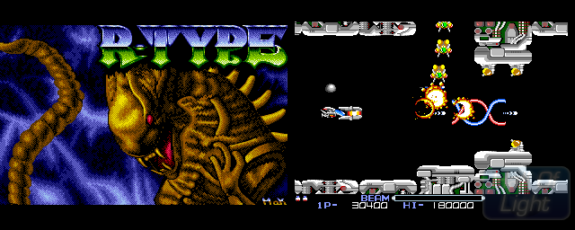 R-Type - Double Barrel Screenshot