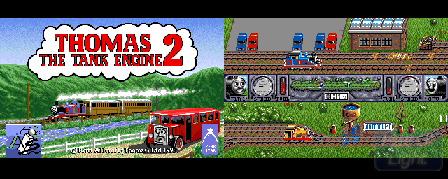 Thomas The Tank Engine 2 - Double Barrel Screenshot