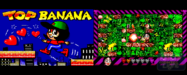 Top Banana - Double Barrel Screenshot