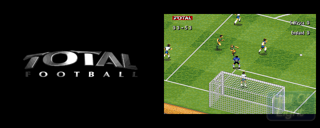 Total Football - Double Barrel Screenshot