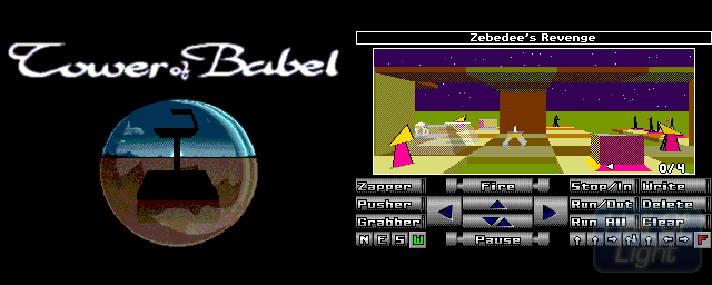Tower Of Babel - Double Barrel Screenshot