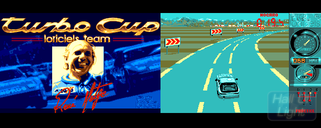 Turbo Cup - Double Barrel Screenshot