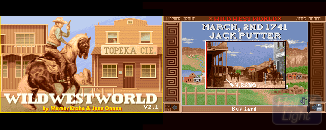 Wild West World - Double Barrel Screenshot