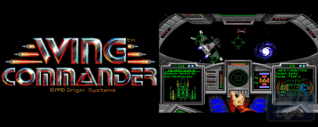 Wing Commander - Double Barrel Screenshot