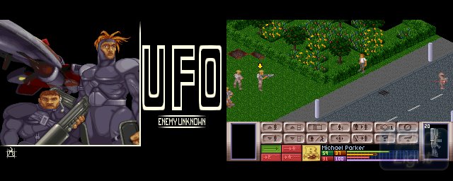 UFO: Enemy Unknown - Double Barrel Screenshot