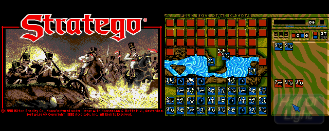 Stratego - Double Barrel Screenshot