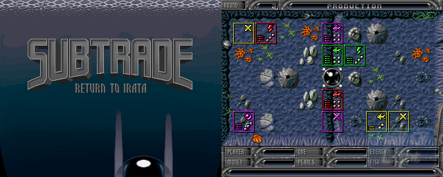 Sub Trade: Return To Irata - Double Barrel Screenshot