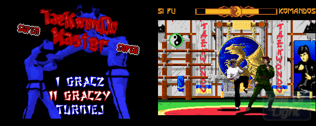 Super TaeKwonDo Master - Double Barrel Screenshot