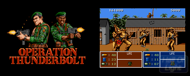 Operation Thunderbolt - Double Barrel Screenshot