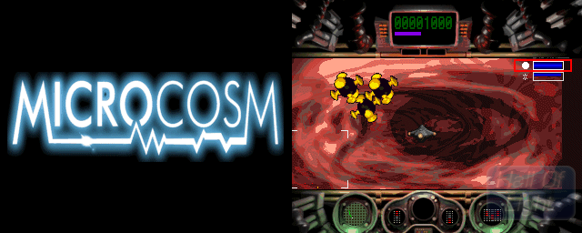 Microcosm - Double Barrel Screenshot