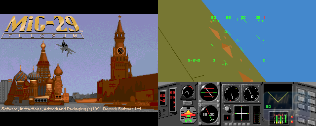 MiG-29 Fulcrum - Double Barrel Screenshot