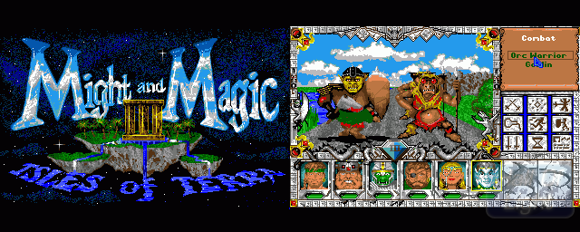 Might and Magic III: Isles of Terra - Double Barrel Screenshot