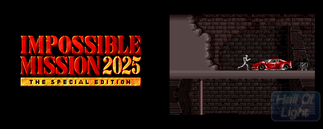 Impossible Mission 2025: The Special Edition - Double Barrel Screenshot