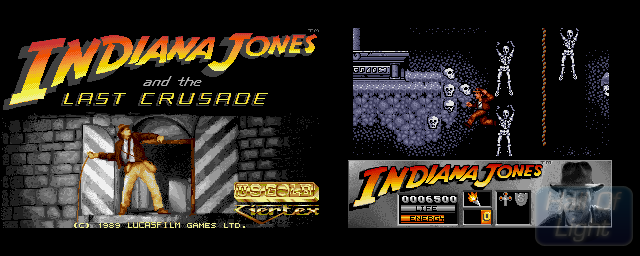 Indiana Jones And The Last Crusade: The Action Game - Double Barrel Screenshot