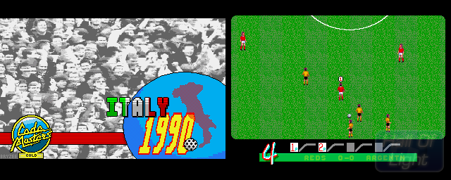 Italy 1990 (Codemasters) - Double Barrel Screenshot