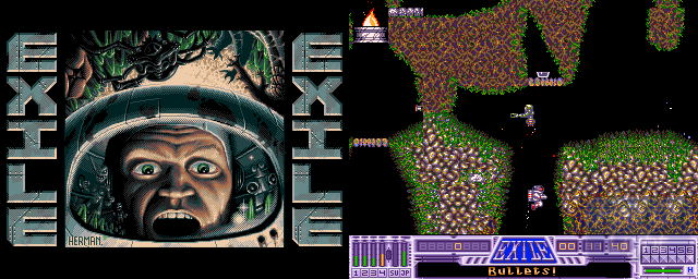 Exile - Double Barrel Screenshot