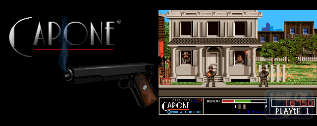 Capone - Double Barrel Screenshot