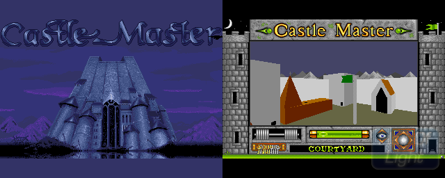 Castle Master - Double Barrel Screenshot