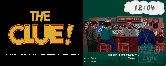 Clue!, The - Double Barrel Screenshot