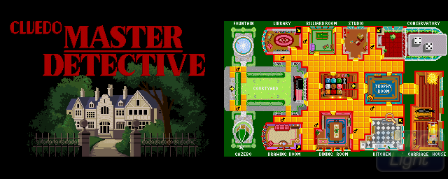 Cluedo: Master Detective - Double Barrel Screenshot