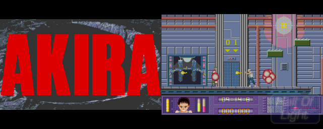 Akira - Double Barrel Screenshot