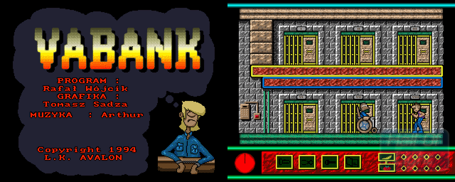 Vabank - Double Barrel Screenshot