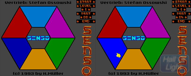 Senso - Double Barrel Screenshot