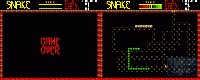 Snake - Double Barrel Screenshot