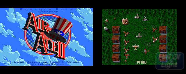 Air Ace II - Double Barrel Screenshot