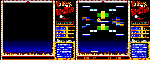 Block-Buster - Double Barrel Screenshot