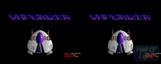 Vaporizer - Double Barrel Screenshot