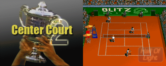 Center Court 2 - Double Barrel Screenshot