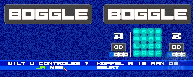 Boggle - Double Barrel Screenshot